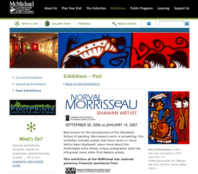 Norval Morrisseau at McMichael.jpg